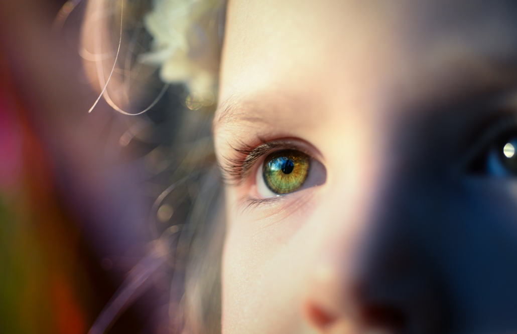 highly sensitive children